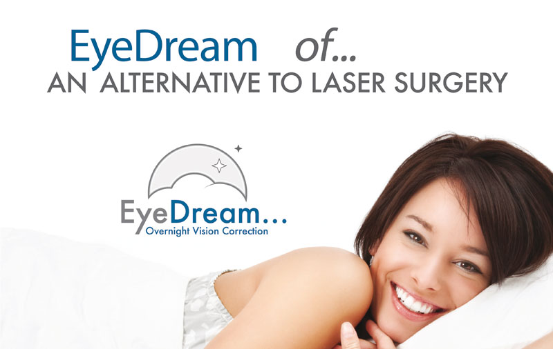 eyeDream Orthokeratology Lenses
