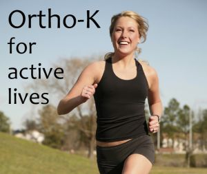 Ortho K for active lives