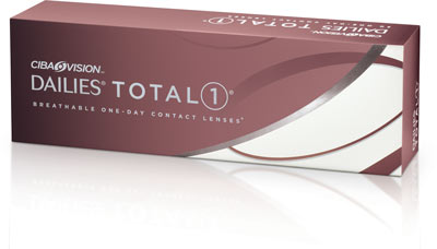Total One Comfortable Contact Lenses